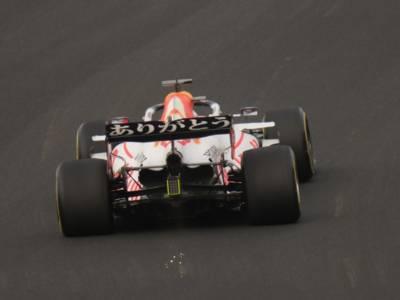 F1, Red Bull in pista per il filming day. Albon a Istanbul per recuperare la velocità massima