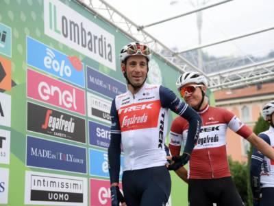 Giro di Lombardia, Vincenzo Nibali: attacco di cuore sul Passo di Ganda. Poi arriva Pogacar…