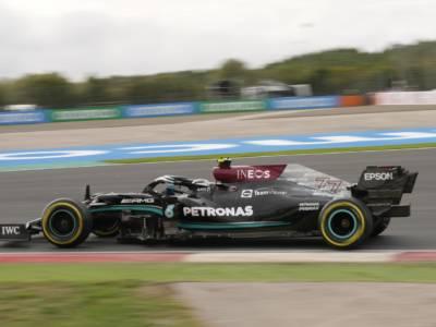 F1, doppietta Mercedes nella FP1 del GP Stati Uniti, Bottas precede Hamilton, poi Verstappen e le Ferrari