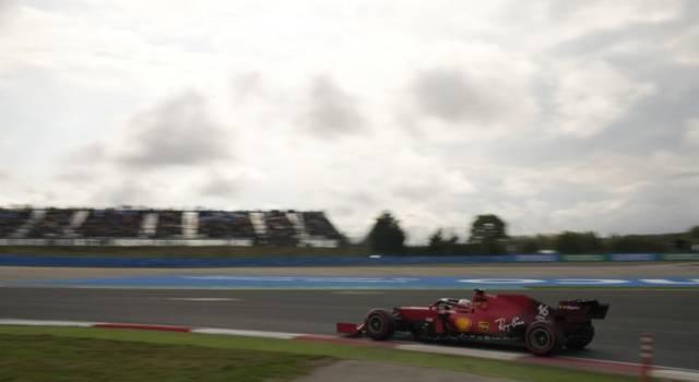 """DIRETTA F1, GP Turchia 2021 LIVE: Sainz pilota del giorno. Binotto: """"Volevamo vincere"""""""