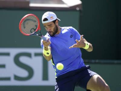 """Indian Wells, Matteo Berrettini: """"Non avevo energie nervose. Ora devo gestirmi verso Atp Finals e Coppa Davis"""""""