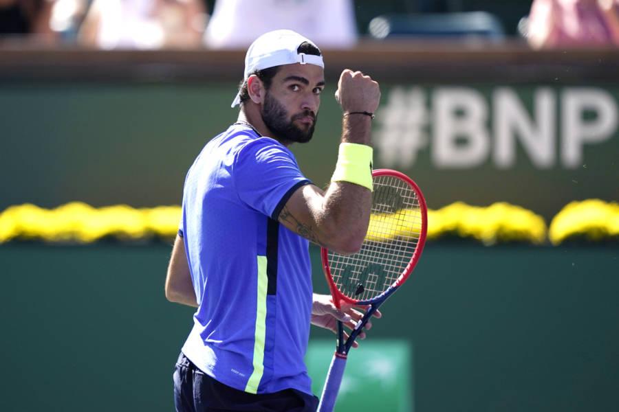 LIVE Berrettini Popyrin, ATP Vienna in DIRETTA: il romano debutta contro l'ostico australiano