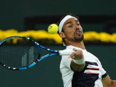 Masters1000 Indian Wells 2021, Fabio Fognini fa sognare, ma è Stefanos Tsitsipas ad accedere agli ottavi di finale