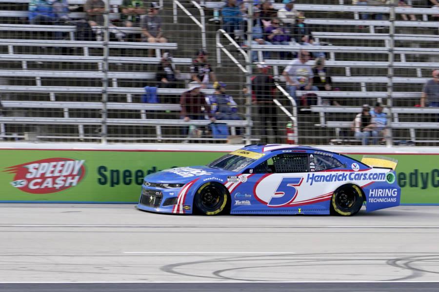 NASCAR, Kansas: nuovo dominio per Kyle Larson
