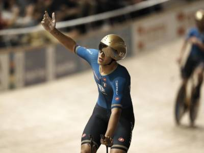 """Ciclismo su pista, Jonathan Milan: """"Mi sono gestito un po' male. E' un tassello per la mia esperienza"""""""