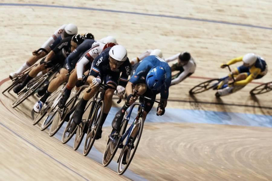 """Ciclismo su pista, Michele Scartezzini: """"Prima della partenza era impensabile lottare per la vittoria"""""""