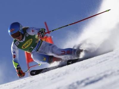 """Sci alpino, Mikaela Shiffrin: """"La stagione è lunga, ma è stato un piacere sciare così a Soelden"""""""