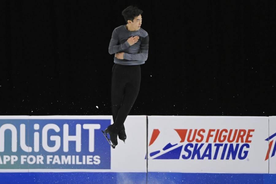 Pattinaggio artistico: crolla l'imbattibilità di Chen. Skate America 2021 lo vince Zhou. Settimo Grassl