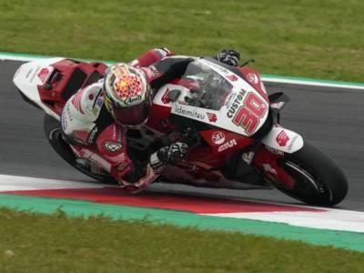 MotoGP, risultati e classifica warm-up GP Misano: Nakagami comanda su Bagnaia e Miller. 20° Valentino Rossi