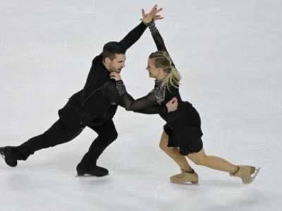 Pattinaggio di figura: Hubbell-Donohue si impongono nella danza a Skate America 2021, secondi Chock-Bates