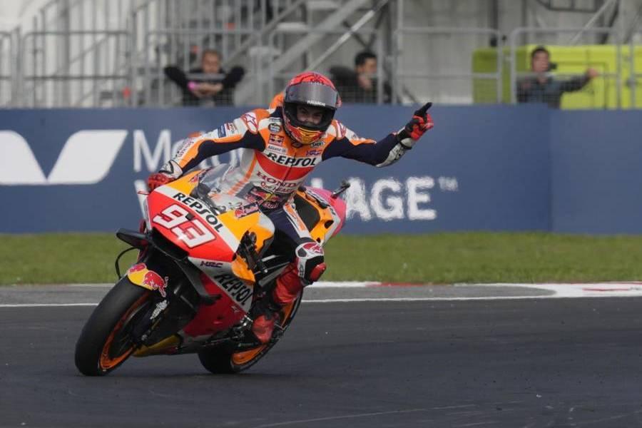 MotoGP, Marc Marquez è già il favorito per il Mondiale 2022? Sta tornando gradualmente quello di un tempo