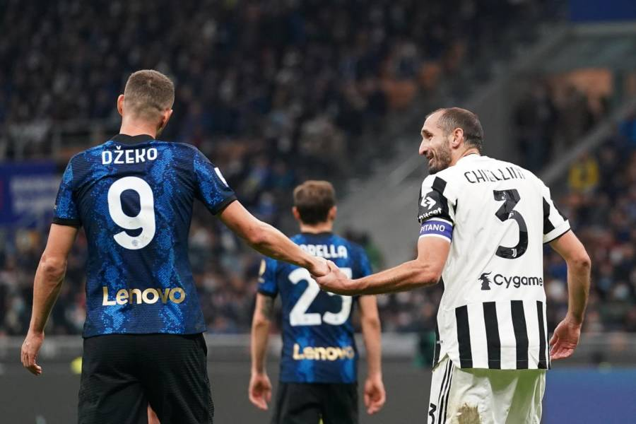 VIDEO Inter Juventus 1 1, highlights, gol e sintesi: Dybala riprende Dzeko allo scadere, pareggio nel derby d'Italia