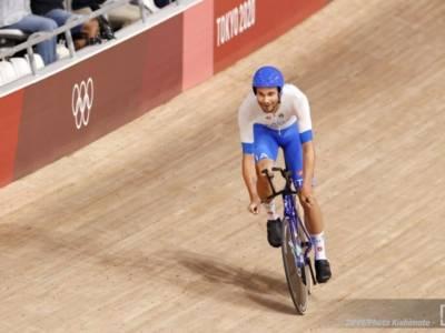 Ciclismo su pista, Filippo Ganna fuori dalla finale nell'inseguimento! Jonathan Milan si giocherà l'oro!