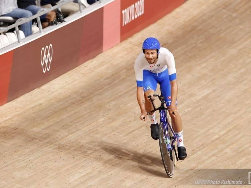 """Ciclismo su pista, Filippo Ganna: """"Volevo il record del mondo, ma le gambe…Adesso vado a Creta e alle Maldive"""""""