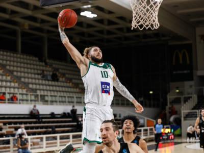 Basket: Isaïa Cordinier alla Virtus Bologna, ufficiale l'annuncio del club bianconero