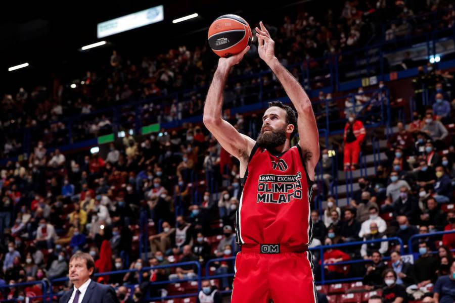 Olimpia Milano Villeurbanne, Eurolega basket: programma, orario, tv, streaming