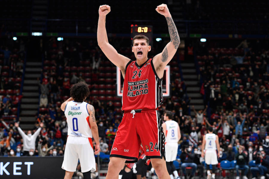 LIVE Olimpia Milano ASVEL Villeurbanne 73 72, Eurolega basket in DIRETTA: Devon Hall sigla la tripla della vittoria milanese!
