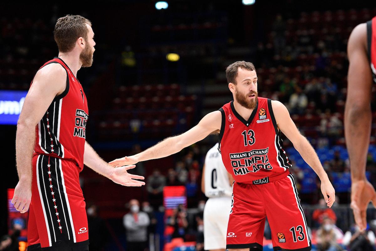LIVE Olimpia Milano Stella Rossa 43 27, Eurolega basket in DIRETTA: +16 Armani a fine primo tempo