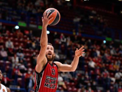 Olimpia Milano-Maccabi Tel Aviv oggi, Eurolega basket 2021: orario, tv, programma, streaming