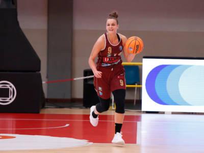 Basket femminile: Francesca Pan costretta a fermarsi, lesione al menisco per la giocatrice di Venezia e Nazionale