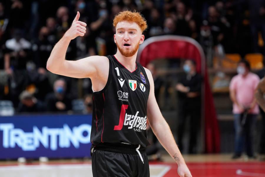 LIVE Napoli Virtus Bologna 92 89 Serie A basket in DIRETTA: finale al cardiopalma, ma Napoli vince e interrompe la striscia positiva della Virtus!