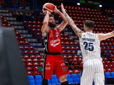 LIVE Fortitudo Bologna-Olimpia Milano 75-86, Serie A basket in DIRETTA: l'AX Armani Exchange espugna il PalaDozza