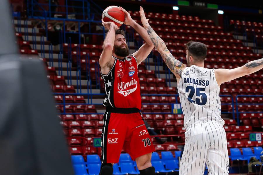 LIVE Fortitudo Bologna Olimpia Milano, Serie A basket in DIRETTA: trasferta difficile per la capolista