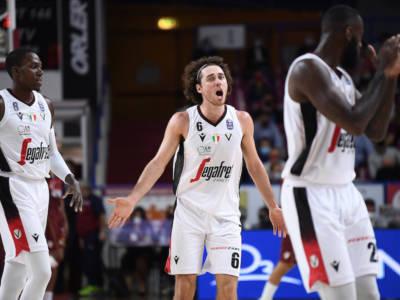 LIVE Virtus Bologna-Trieste 94-79, Serie A basket in DIRETTA: la Virtus dilaga nel quarto periodo e sconfigge Trieste