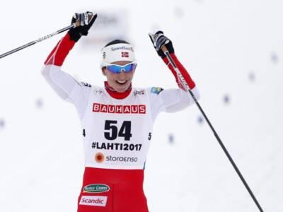 """Sci di fondo, Marit Bjørgen: """"Steroidi nelle mie urine ai Mondiali di Lahti 2017, ma la Fis non aprì il caso doping"""""""