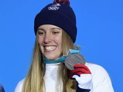 Snowboard, serio infortunio per la francese Julia Pereira, una delle principali rivali di Michela Moioli