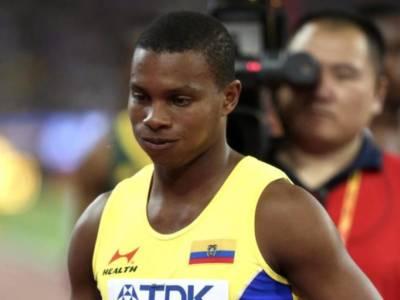 Atletica, assassinato il velocista dell'Ecuador Alex Quiñónez