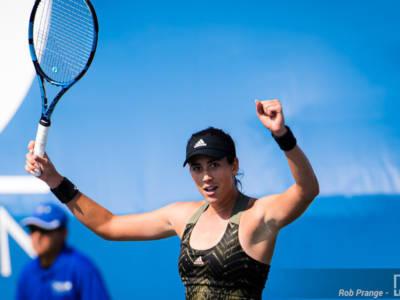 WTA 500 Chicago II: Muguruza trionfa in finale, sconfitta in tre set la tunisina Jabeur