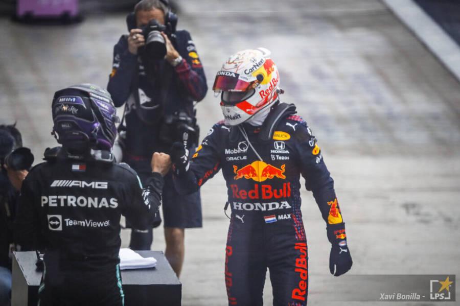 """Max Verstappen: """"Siamo stati aggressivi, ultimi giri divertenti…"""""""