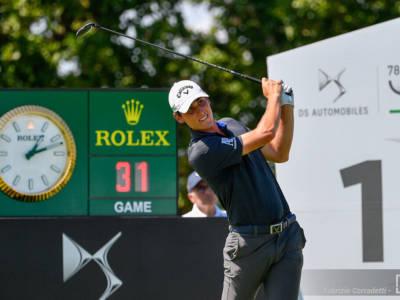 Golf: Renato Paratore 4°, Edoardo Molinari 9° dopo tre giri all'Andalucia Masters. Laurie Canter tenta la fuga