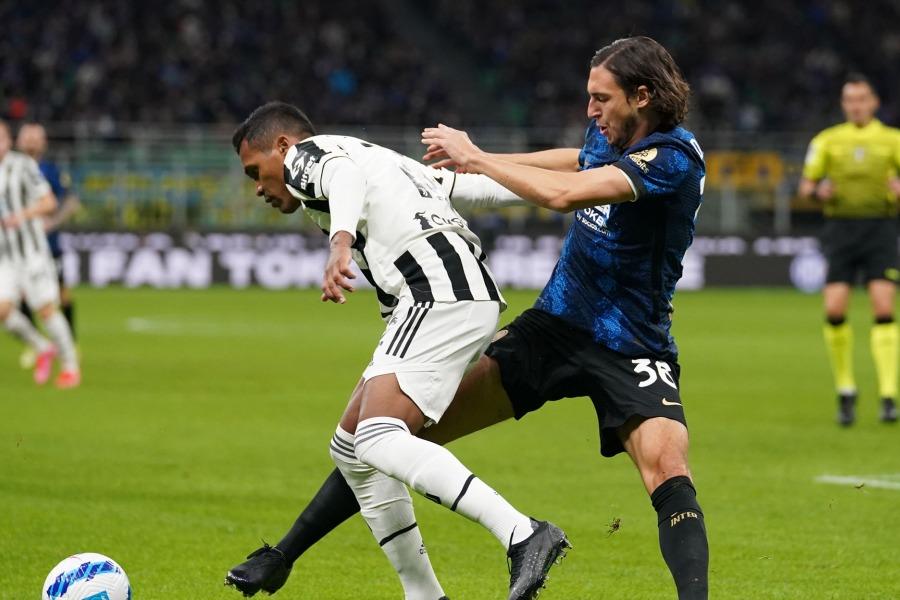 LIVE Inter Juventus 1 0, Serie A calcio in DIRETTA: decisivo l'appoggio di Dzeko dopo 45?