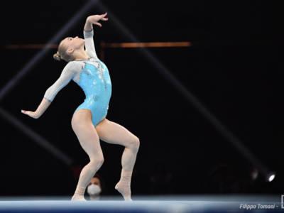 Ginnastica artistica, Mondiali 2021: le qualificate alle Finali. Italia con 4 pass, Melnikova e Andrade ruggiscono