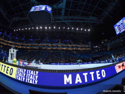 Tennis, ATP Finals 2021: il Pala Alpitour vola verso il 100% della capienza