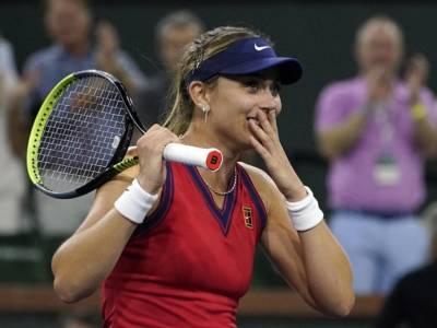 WTA1000 Indian Wells 2021, Paula Badosa è la nuova principessa nel deserto! Victoria Azerenka sconfitta in tre set