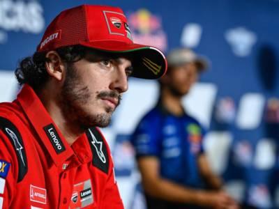 """MotoGP, Francesco Bagnaia: """"Cercherò di vincere a Misano e tenere aperto il discorso per il Mondiale"""""""