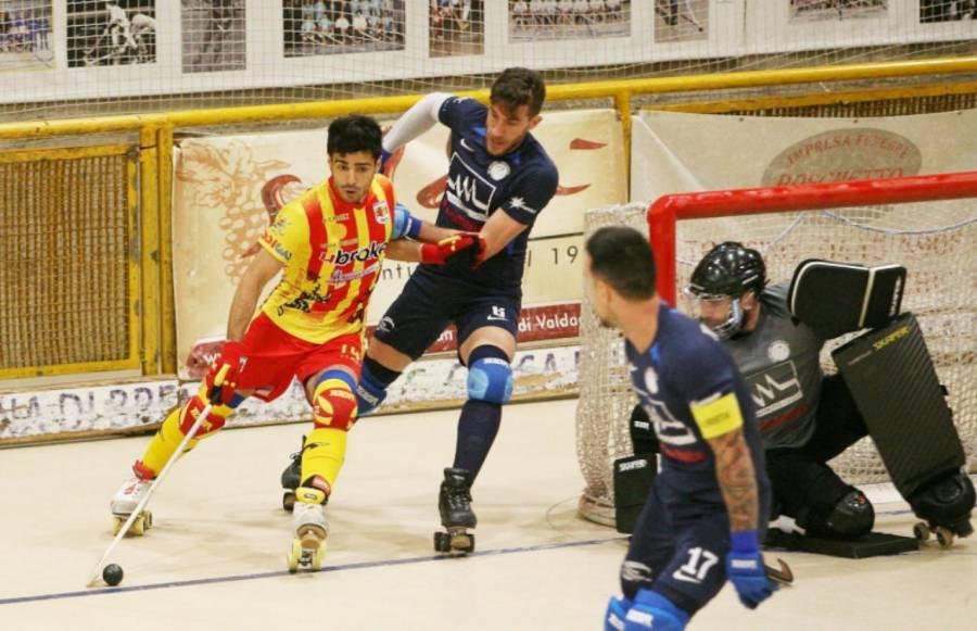 Hockey pista, Serie A1: Trissino, è fuga solitaria in testa alla classifica. Il Vercelli batte Lodi