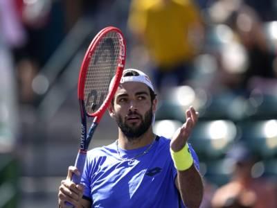 ATP Vienna, Matteo Berrettini potrebbe fare un regalo a Jannik Sinner. E' sulla strada di Hurkacz: il tabellone