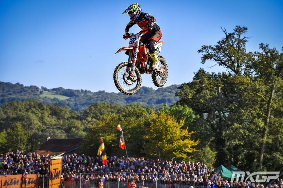 Motocross, GP Trentino MXGP 2021: comincia il tour italiano di fine stagione, Tony Cairoli vuole l'acuto