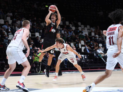 Basket, Serie A 2021-2022: derby lombardo tra Milano e Varese, Venezia-Virtus Bologna il big match