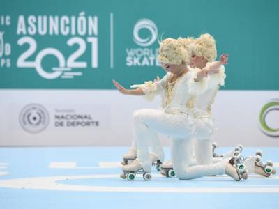 Pattinaggio artistico a rotelle, Mondiali 2021: l'Italia chiude in bellezza la rassegna conquistando ancora quattro medaglie