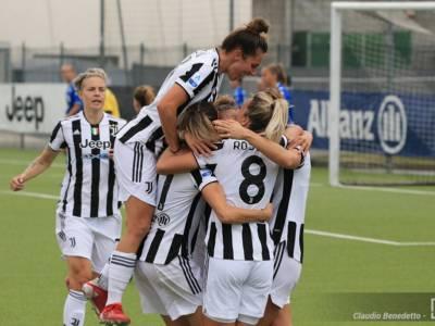 Calcio femminile, Champions League 2021-2022: la Juventus spazza via il Servette, pari tra Chelsea e Wolfsburg