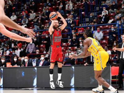 Basket, Eurolega 2021-2022: l'Olimpia Milano cerca il poker contro i campioni in carica dell'Efes Istanbul