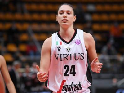 Basket femminile: Virtus Bologna travolta nella seconda di EuroCup 2021-2022, il Flammes Carolo vola dopo l'intervallo