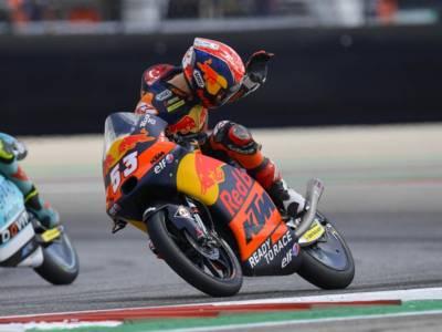 Moto3, Deniz Oncu punito per la condotta ad Austin: il turco salterà le due gare di Misano e Portimao