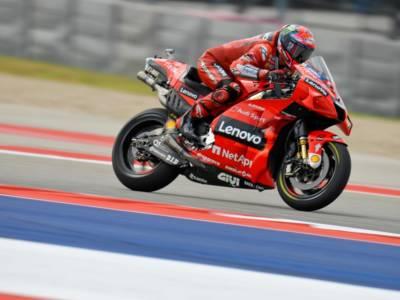 DIRETTA MotoGP, GP Austin 2021 LIVE: Bagnaia in pole position! Valentino Rossi 20°