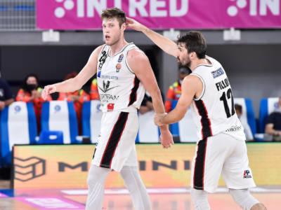 Basket, 2a giornata Serie A 2021-2022: Tortona, storica prima vittoria. Milano, Virtus Bologna e Cremona dominanti